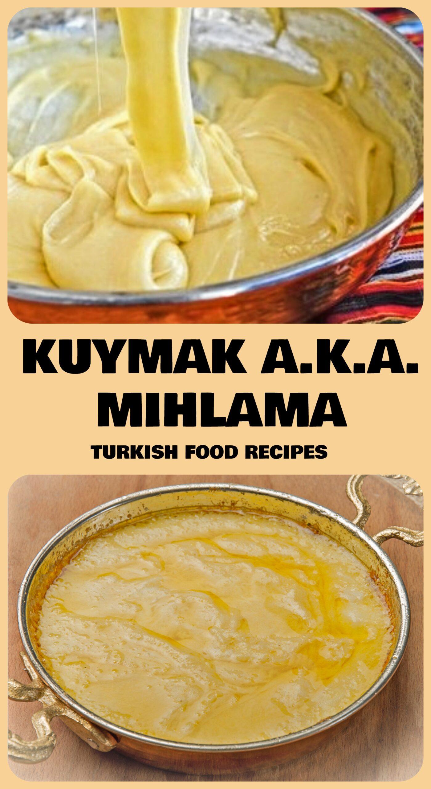 Kuymak A.K.A. Mihlama Recipe