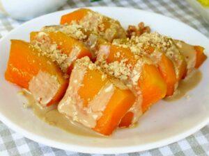 Pumpkin-Dessert-Recipe-Turkish-Kabak-Tatlisi