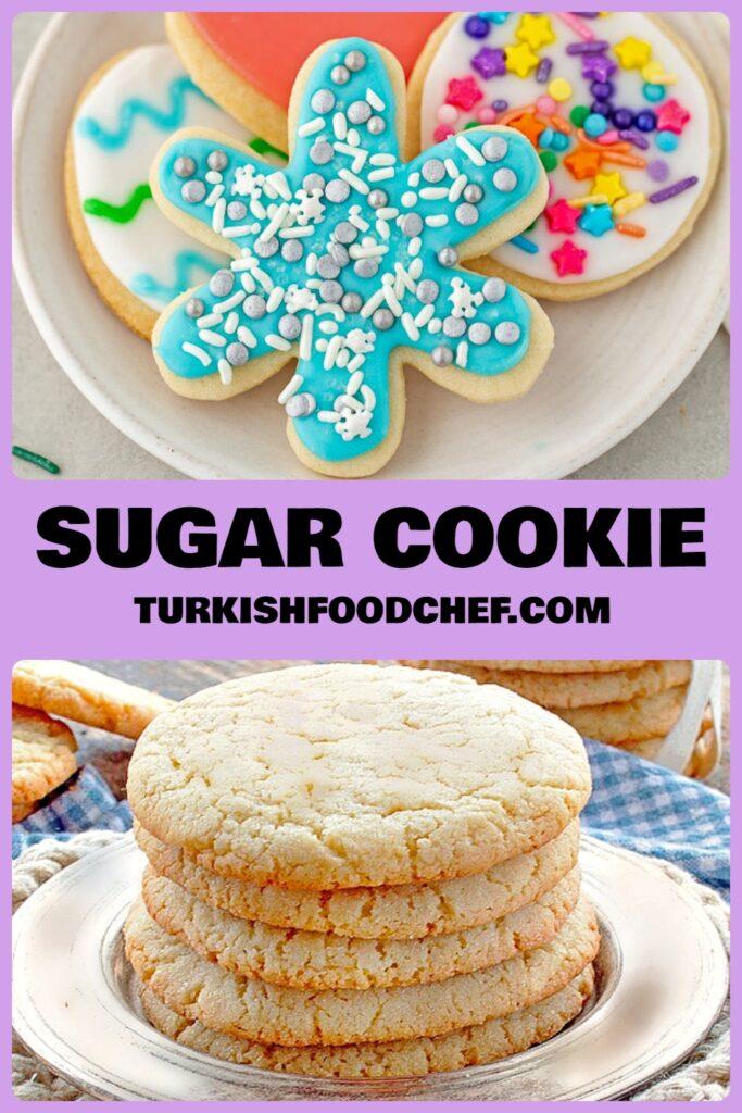 Best Sugar Cookie Recipe with Sugar Cookie Icing Recipe