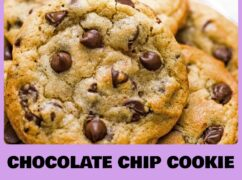 The Best Easy and Soft Chocolate Chip Cookie Recipe